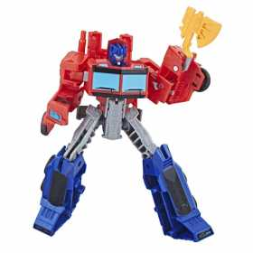 Robot Transformers Cyberverse Warrior Optimus Prime