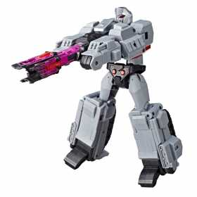 Robot transformabil in vehicul Transformers Cyberverse Ultimate Megatron