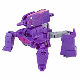 Robot Transformers Cyberverse Warrior Shockwave
