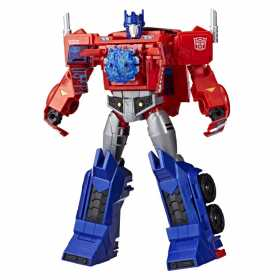 Robot transformabil in vehicul Transformers Cyberverse Ultimate Optimus Prime