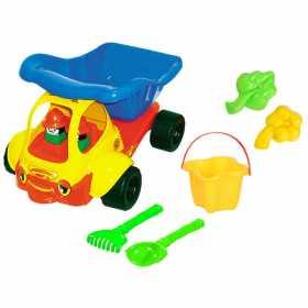 Jucarii pentru plaja si nisip - Camion cu accesorii