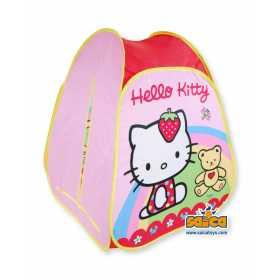 Cort de joaca pentru copii pentru interior/exterior - Hello Kitty