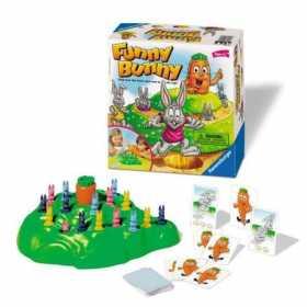 Joc pentru copii Ravensburger -Iepurasul Funny Bunny