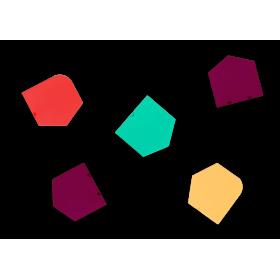 Accesorii pentru robotelul programator Cubetto - Comenzi directii - Primo Toys