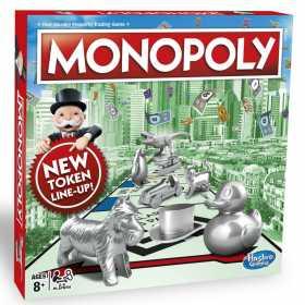 Joc de societate Monopoly Clasic varianta in romana