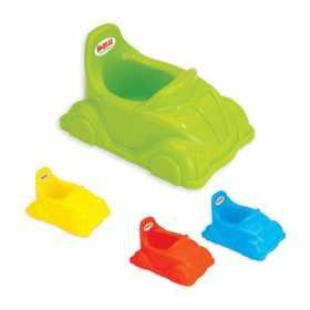 Olita pentru bebelusi de plastic in forma de masinuta cu spatar Dolu