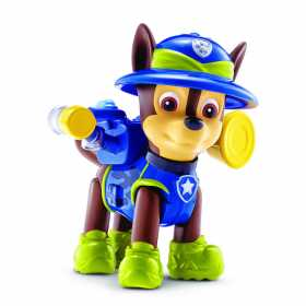 Figurina Paw Patrol Chase in actiune