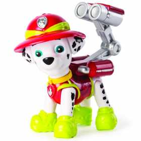 Figurina Marhsall in actiune Paw Patrol
