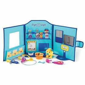 Trusa de jucarie pentru copii - Joaca de-a doctorul veterinar
