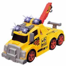 Masinuta cu lumini si sunete Dickie Toys Camionul de remorcare