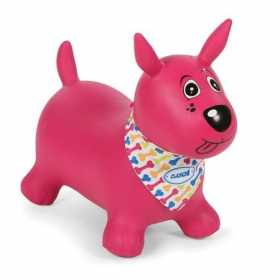 Catel saltaret gonflabil pentru copii Ludi  Roz