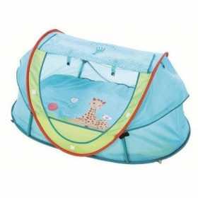 Cort pentru bebe Nomade Girafa Sophie Ludi cu protectie UV50