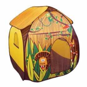 Cort de joaca pentru copii Ludi Savanna 140 x 110 x 110 cm