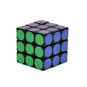 Cub Rubik 6 fete colorate 5.5 cm