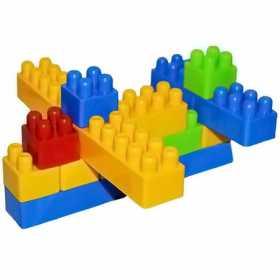 Cuburi constructie colorate 36 piese