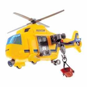 Elicopter de salvare Dickie Toys, cu lumini si sunete