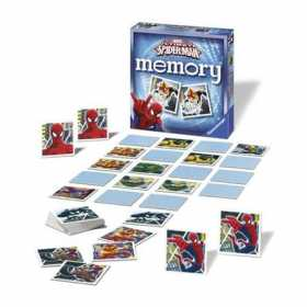 Joc de memorie Spiderman Ravensburger