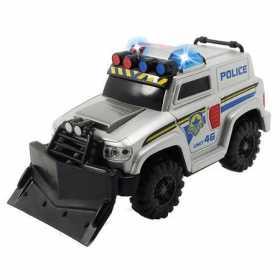 Masina de politie de jucarie Rescue Dickie Toys