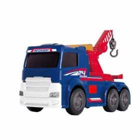 Masina de tractare de jucarie  Dickie Toys cu lumini si sunete