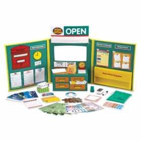Joc de rol - Oficiul Postal Joaca de-a postasul 150 piese,Learning Resources