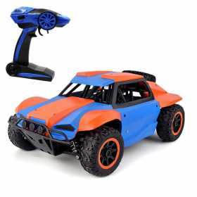 Masina cu RC de mare viteza, acumulator reincarcabil,4x4 Short Course Truck Sc 1:18