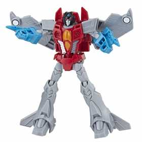 Robot Transformers Cyberverse Warrior Starscream